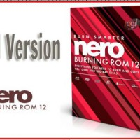 Nero Burning Rom 12 Full Version, XP, Vista, Win7, Win 8