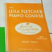 Buku Piano Leila Fletcher book 3