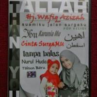 VCD ORIGINAL KAK WAFIQ AZIZAH THANK YOU ALLAH