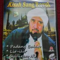 VCD ORIGINAL QASIDAH HABIB SYECH KISAH SANG ROSUL