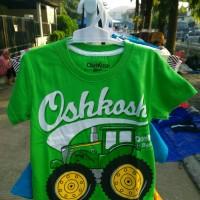 Kaos Anak Branded Oshkosh Tractor Murah Grosir