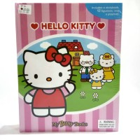 Mainan Anak Import - Busy Book - Hello Kitty