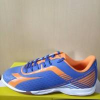 DIADORA 7 FIFTY Light Blue ORIGINAL Futsal Shoes