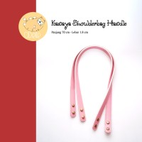 Kanaya Shoulderbag Handle | Tali Tas | Shoulderbag | Kulit Sintetik