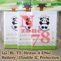Baterai Lg Nexus 4 Lg Blt5 Bl-t5 Rakkipanda Double Power Protection