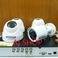 CCTV SAMSUNG DVR 8CH 4 KAMERA INDOOR 2.0 MP FULL HD 1080P