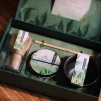 Matcha Tea Set Perlengkapan Minum Teh Chanoyu Green Tea Purematcha