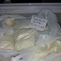 MASKER KEFIR SUSU KAMBING ETTAWA KILOAN ( Etalase per kilo )