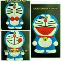 Silikon 3d Gambar Doraemon Senyum Vivo V5