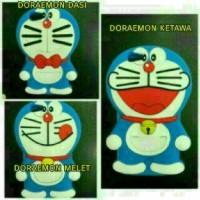 Silikon 3d Gambar Doraemon Senyum Samsung Grand Prime