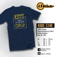 Kaos El-Badr  Kaya adalah Hati yang Merasa Cukup