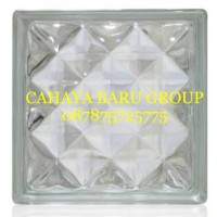 GLASS BLOCK MULIA TYPE DIAMOND