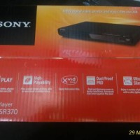 SONY DVD PLAYER DVP-SR370