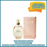 Jual Parfum Wanita Sarah Jessica Parker Lovely - Original Singapore Murah