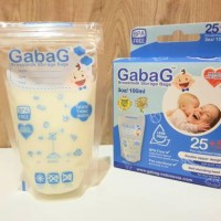 Kantong ASI GABAG Original / Plastik ASI / BREASTMILK BAG BARU 100 ml