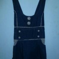 Jual Overall Dress Jeans Import Murah