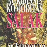 Harga Buku Agribisnis Komoditi Salak W Anarsis    WIKIPRICE INDONESIA