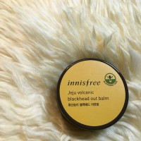 Innisfree jeju volcanic black head out cleansing balm