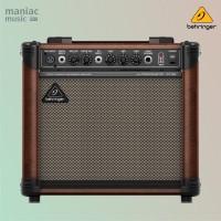 harga Behringer At108 (ampli Gitar Akustik, Virtual Tube Tabung, 20w, 8