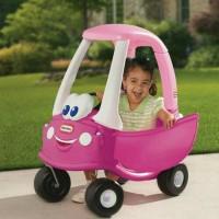 Little Tikes Princess Cozy Coupe - Magenta