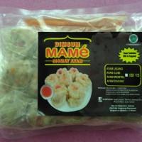 Jual Dimsum Mame / Somay Ayam Isi 15 pcs Murah