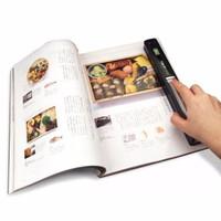 Portable Handheld Scanner SKYPIX TSN410 Scan Praktis Tanpa Kabel