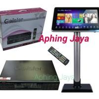 Jual GEISLER OK-5500 + LED Touchscreen 19