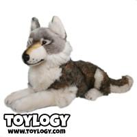 Boneka Hewan Anjing Husky ( Siberian Husky Stuffed Animal Do ) 20 Inch
