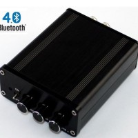 50W TPA3116+LM1036 tone digital Bluetooth power amplifier + ADAPTOR