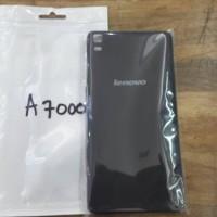 Back Cover Baterai Lenovo A7000 Original Case Casing Tutup Battery Oem