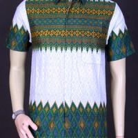 harga Model Baju Kemeja Batik Modern Pria | Batik Pekalongan | Batik Pria Tokopedia.com