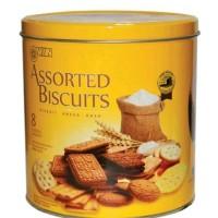 Biscuit NISSIN ASSORTED