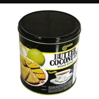 Biscuit NISSIN BUTTER COCONUTS