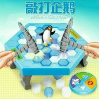penguin trap activate fun games
