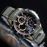 Jual jam tangan pria anti air rantai analog swiss army ripcurl lasebo  Murah
