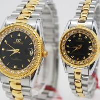 Jual jam tangan coupel / pasangan pria wanita anti air original watch alba Murah