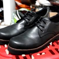 Jual Sepatu Low Boots Pria Adabos Titanium Safety Ujung Besi Murah