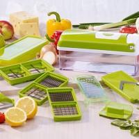Jual Nicer Dicer Vegetable Fruit Slicer / Pemotong Serbaguna Paling Laris Murah