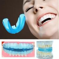 Silicone Orthodontic Retainer Teeth Trainer Pelurus Merapihkan Gigi