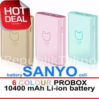Jual Probox 10400 mAh 10400mAh Nekomonogatari Original Resmi Powerbank Murah