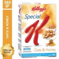 harga Special K Oats & Honey 385g Tokopedia.com