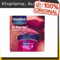 Jual PROMO VASELINE LIP THERAPY ROSY 7ml - ORI USA - GROSIR (K-VSL-LT) Murah