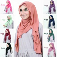 Jual Jual Kerudung/Jilbab Inara Instant Murah