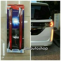 Led Tail Lamp / Reflektor Mata Kucing Autovision for Mazda Biante