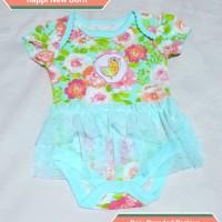 Baju Pakaian Jumpsuit Anak Bayi Baby Newborn Perempuan Preloved Bagus