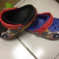 harga Sepatu Sandal Crocs Mobil Hotwheels Led Bisa Nyala Lampu Tokopedia.com