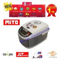 Jual Mito digital rice cooker 2L 8in1/magic com mito Promo Murah