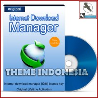 License Key Internet Download Manager IDM Original Versi Terbaru