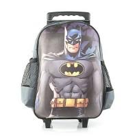 Tas Troli Anak sekolah Laki Batman (KSSU 761)