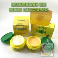 Paket Cream Temulawak Original + Sabum Temulawak Widya